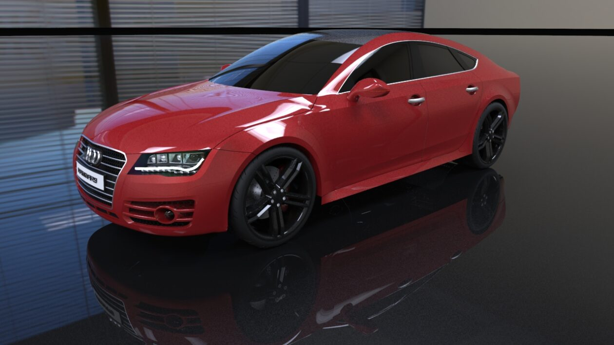 Audi A7.37