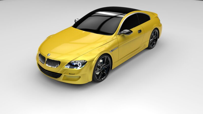 BMW M6.1