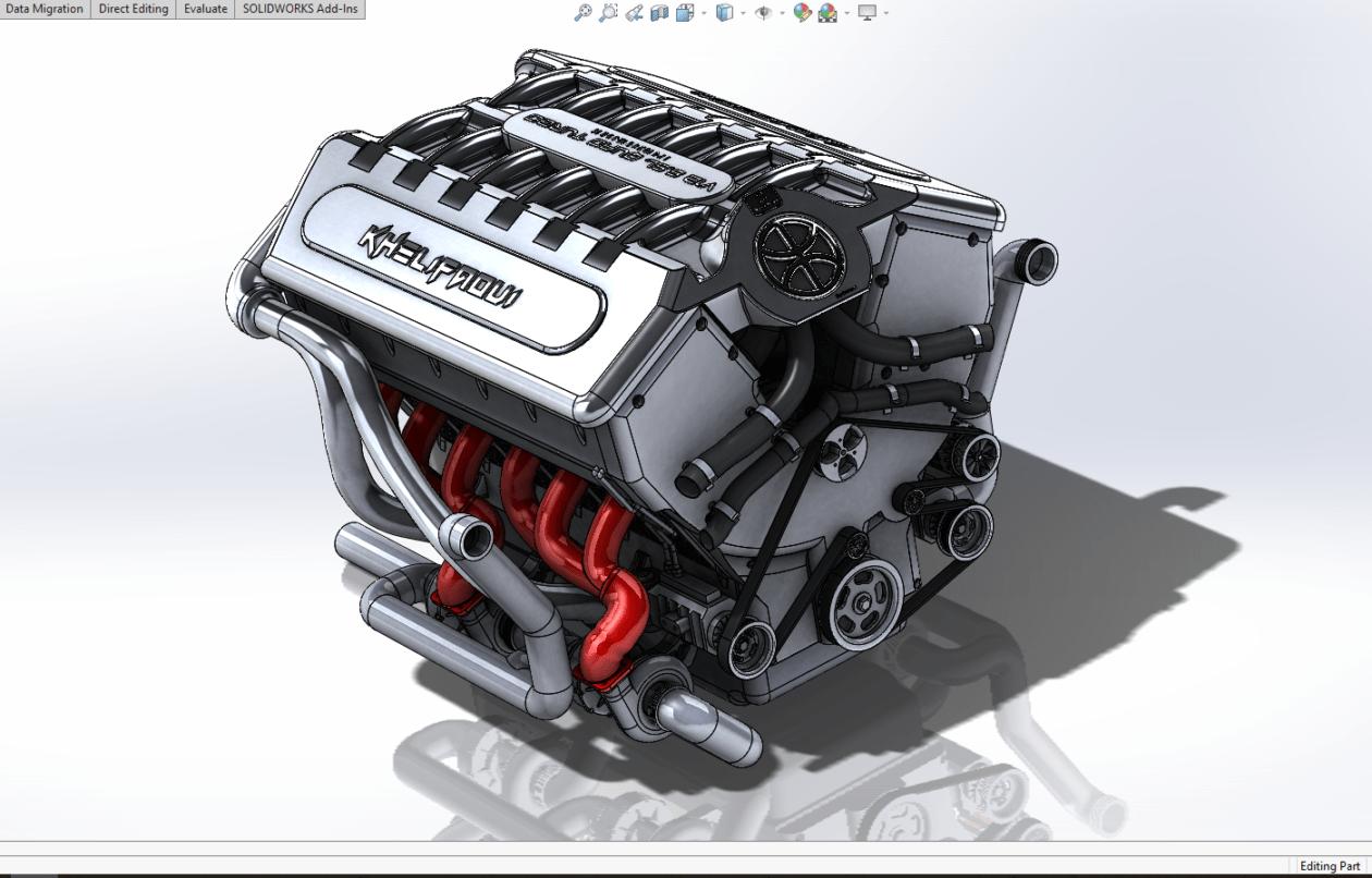 V12 Engine SW 2018 03